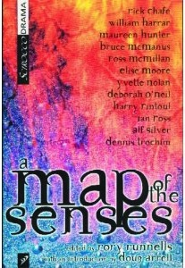 A Map of the Senses cover